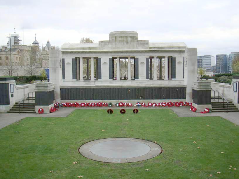 TOWER HILL MEMORIAL - CWGC
