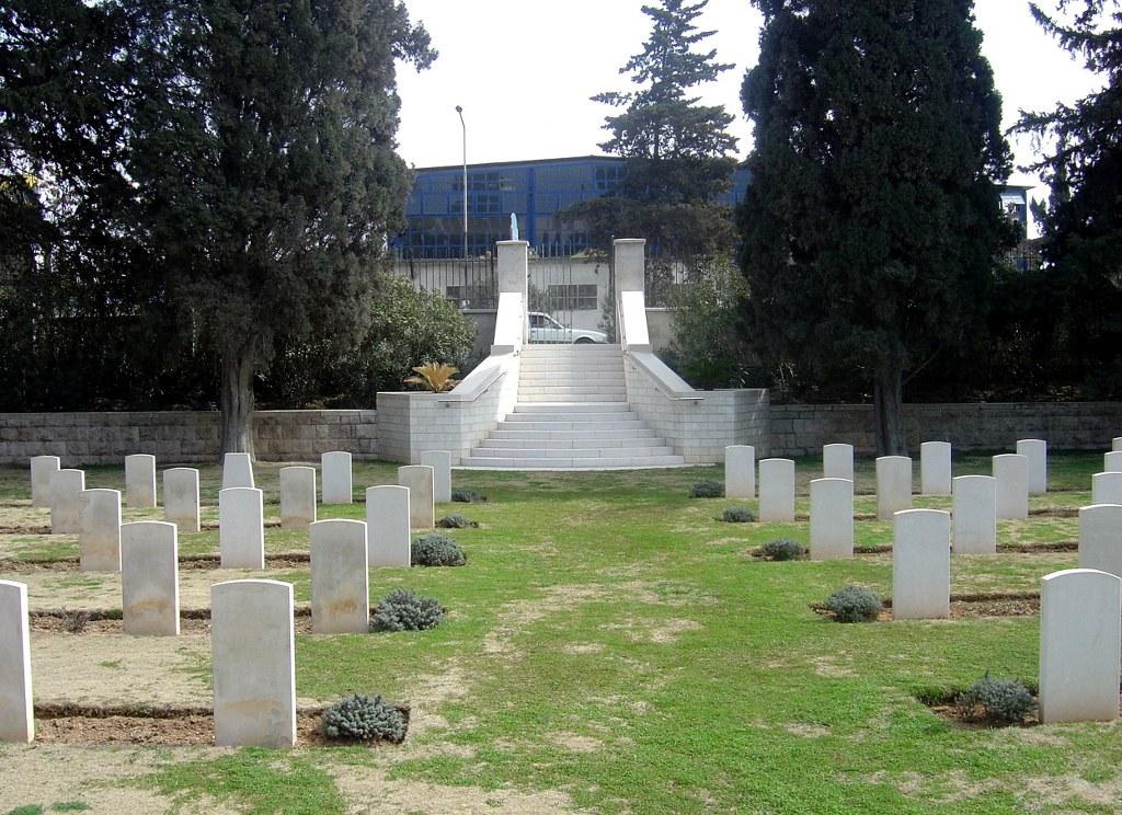ALEPPO WAR CEMETERY - CWGC