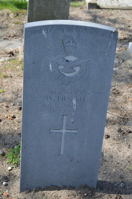 KILBARRACK CEMETERY - CWGC