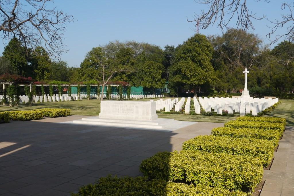 DELHI WAR CEMETERY - CWGC