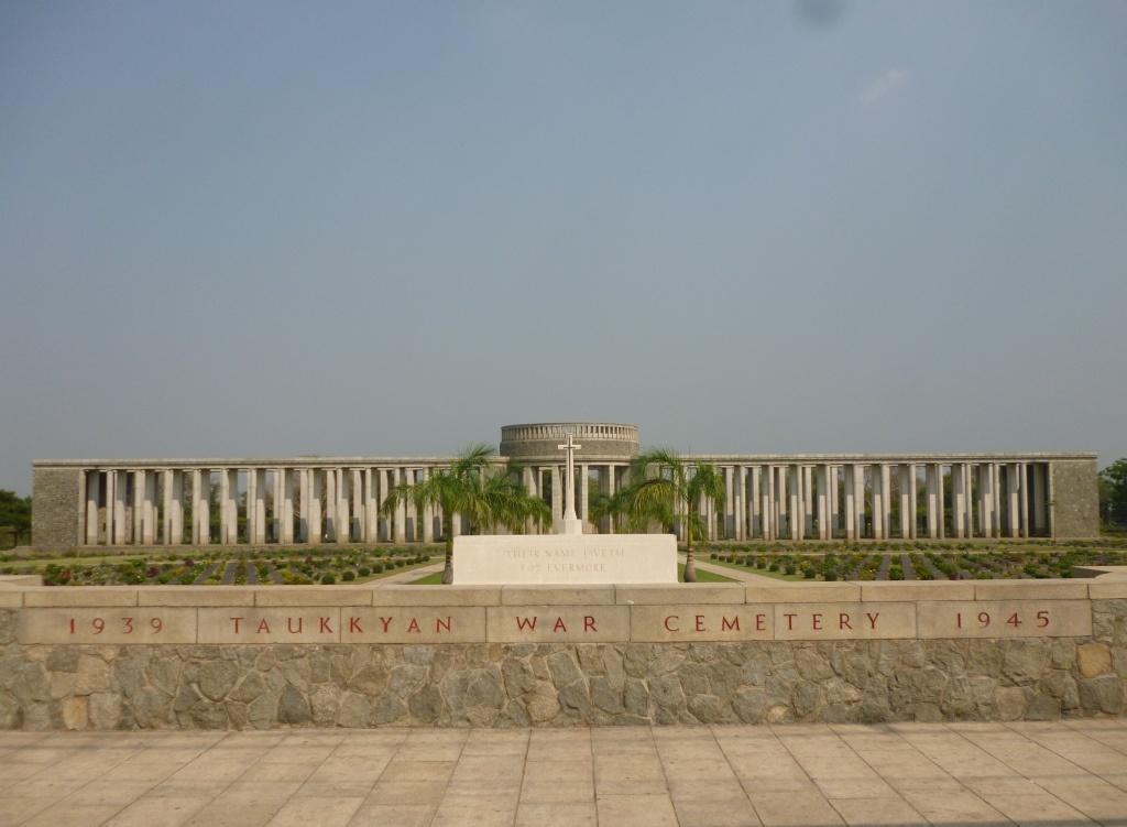 TAUKKYAN WAR CEMETERY - CWGC